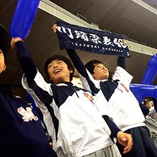 5月14日 試合観戦 さわやか大会開会式03