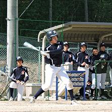 泉州阪堺ボーイズ、四條畷大成ボーイズ練習03
